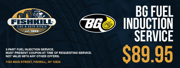 BG Fuel Induction Service $89.95
