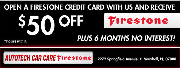 Firestone Card