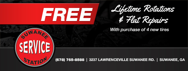 Free Lifetime Rotations & Flat Repairs