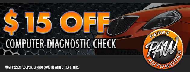 $15 Off Computer Diagnostic Check