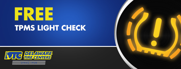 Free TPMS Light Check