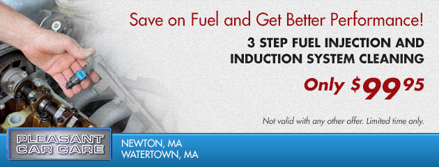 Save on Fuel and Get Better Performance!