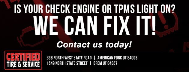 Check Engine/TPMS