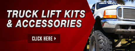 Truck Lift Kits & Accessories