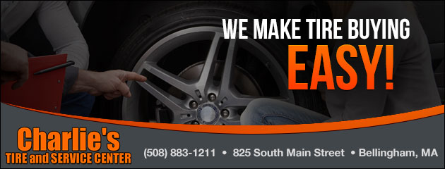 We make tire buying easy!