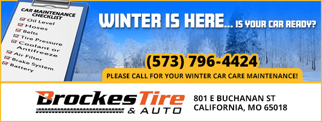 Winter is Here! Get Your Winter Car Care Maintenance!