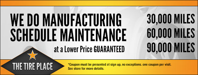 Manufacturing Schedule Maintenance