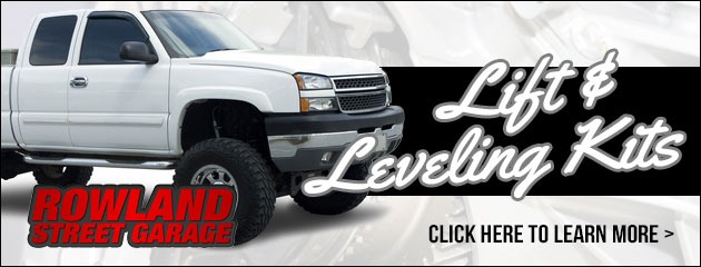 Rough Country Lift & Leveling Kits