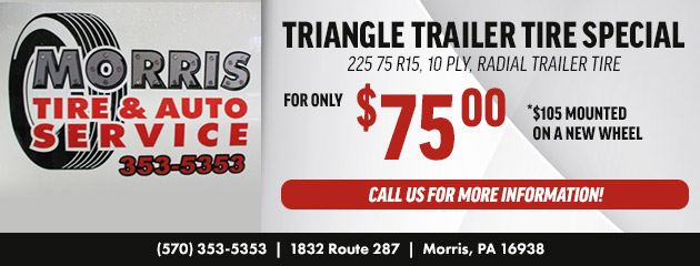 Triangle Trailer Tire Special