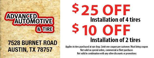 Save On Tire Installation