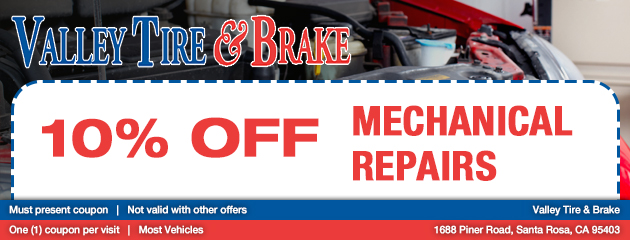 10% Off Mechanical Repairs