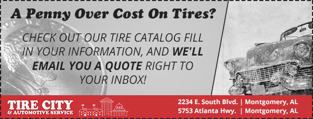 A Penny Over Cost On Tires?