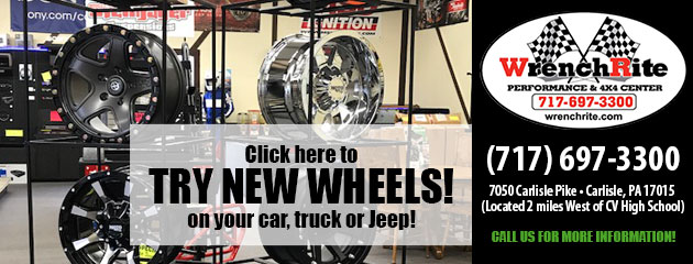 Click here to try new wheels on your car, truck or Jeep!