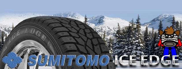 Sumitomo Ice Edge Tires
