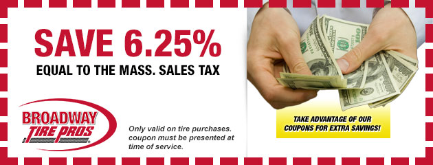 Save Sales Tax