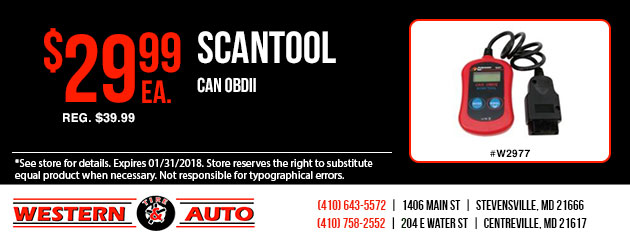 Scantool Can OBDII Special