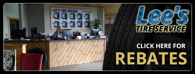 Lees Tire Service Savings