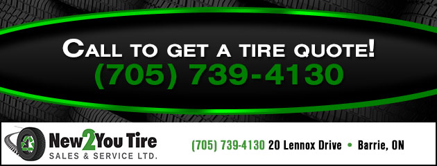 Call for a Tire Quote!