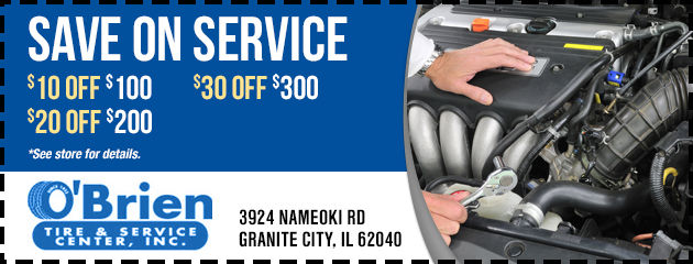Save on Service Special