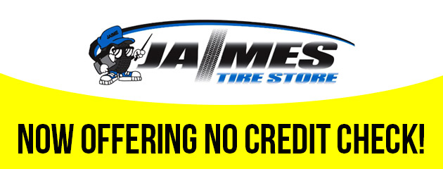 Now offering no credit check!