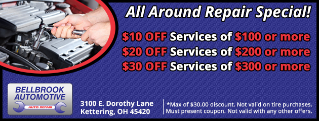 All Around Repair Special!