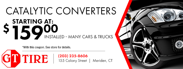 Catalytic Converters Starting At $159