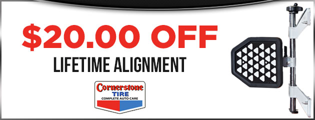 $20 Off Lifetime Alignment MC