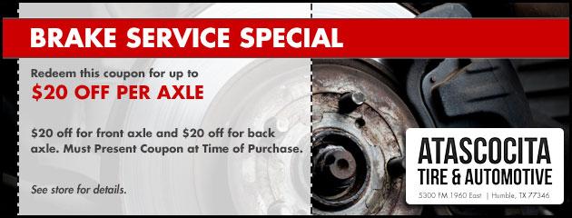 Atascocita Tire Automotive Humble Tx