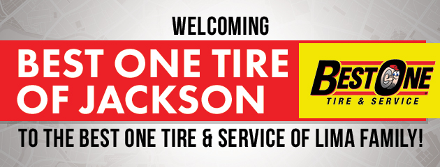 New Location -  Best one Tire of Jackson