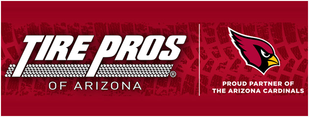 Proud Partner of the Arizona Cardinals!