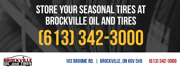 Store your Seasonal Tires Here
