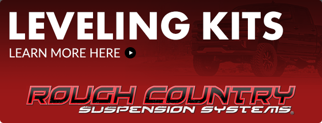 Learn More About Our Leveling Kits
