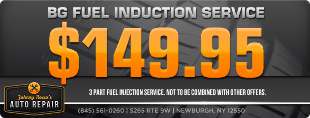 BG Fuel Induction Service