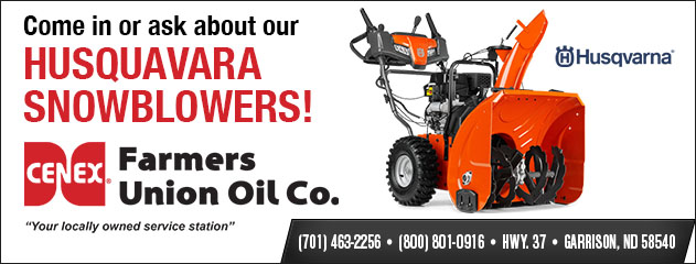 Husqvarna Snowblowers Available!