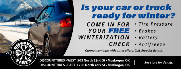 Is your car or truck ready for winter?