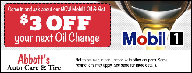 Mobil 1 Oil Special