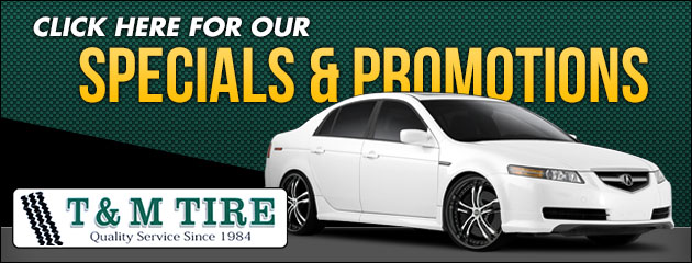 T & M Tire Savings
