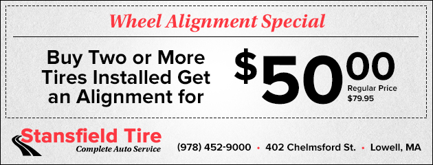 Wheel Alignment Special!