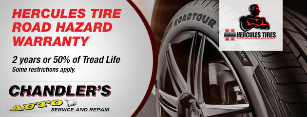 Hercules Tire Warranty