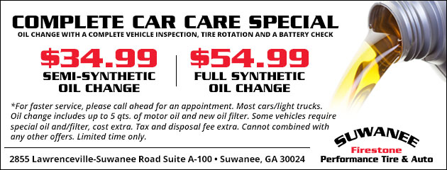Complete Car Care Special