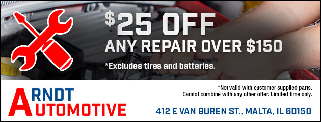 $25 Off Any Repair Over $100