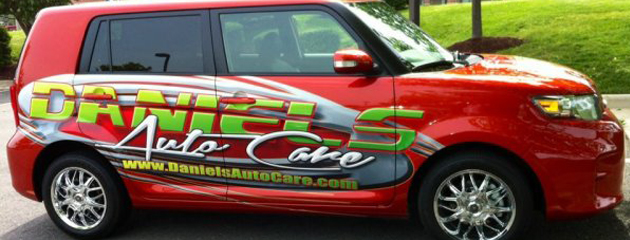 Daniels Auto Care Vehicle Photo