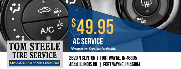 $49.95 AC Service Special