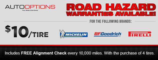 Road Hazard Warranties