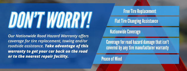 Nationwide Road Hazard Warranty