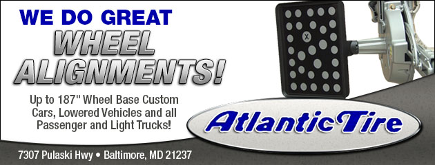 We Do Great Wheel Alignments!