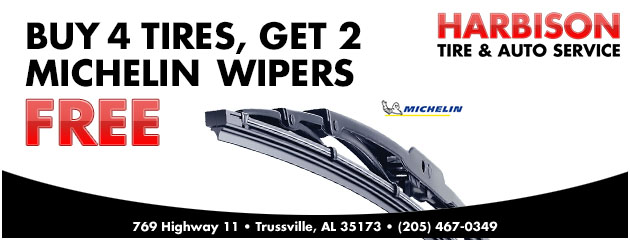 Michelin Wiper Blade Special