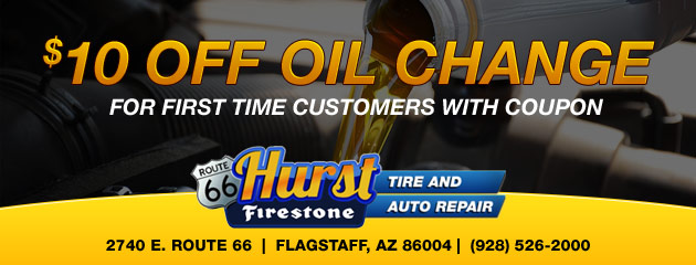 $10 Off Oil Change for First Time Customers with Coupon