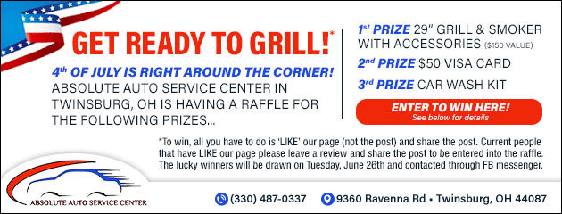 Get Ready to Grill Giveaway!
