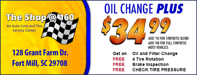 Oil Change Plus - $34.99